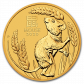 1/2 Troy ounce gold coin Lunar 2020 - front