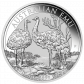 1 Troy ounce silver coin Emu 2019 front