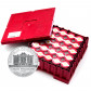 1 troy ounce silver Philharmonic coin 2021 - monsterbox