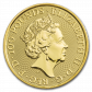 1 Troy ounce gold coin Queen's Beasts - White Lion back
